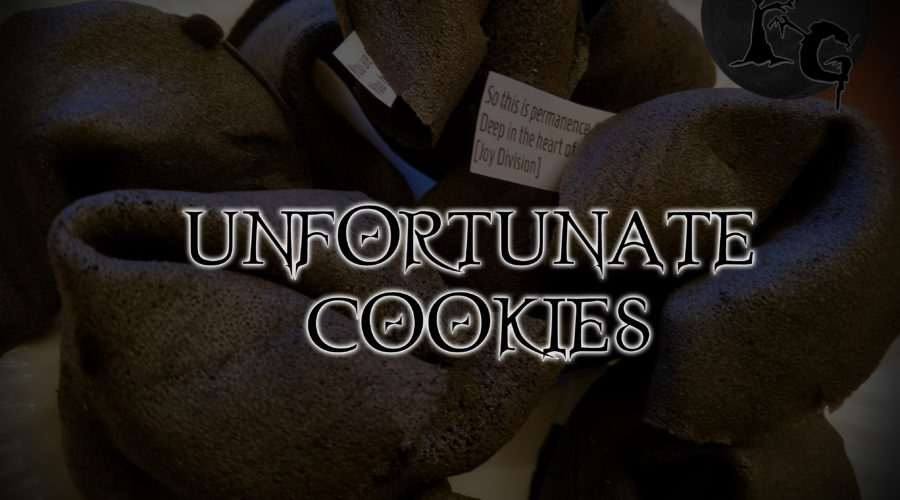 NOSH: UnFortunate Cookies